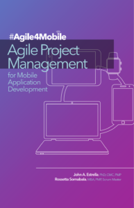Agile4Mobile Book Cover